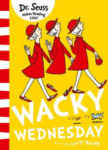 Wacky Wednesday av Dr. Seuss (Heftet)
