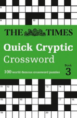 Omslag - The Times Quick Cryptic Crossword book 3