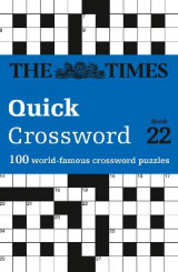 Omslag - The Times Quick Crossword Book 22