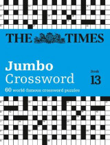 Omslag - The Times 2 Jumbo Crossword Book 13