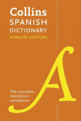 Omslag - Collins Spanish Dictionary Concise Edition