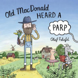 Omslag - Old MacDonald Heard a Parp
