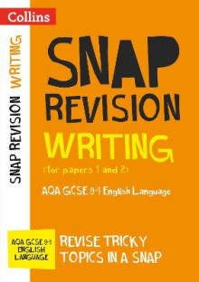 Writing (for Papers 1 and 2): AQA GCSE English Language av Collins GCSE (Heftet)