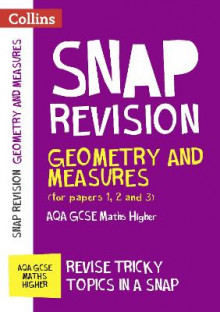 Geometry and Measures (for Papers 1, 2 and 3): AQA GCSE Maths Higher av Collins GCSE (Heftet)