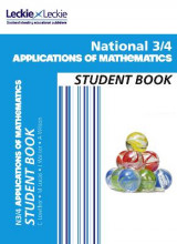 Omslag - National 3/4 Applications of Mathematics Student Book