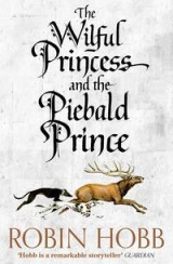 Omslag - The wilful princess and the Piebald Prince