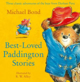 Omslag - Best-loved Paddington Stories