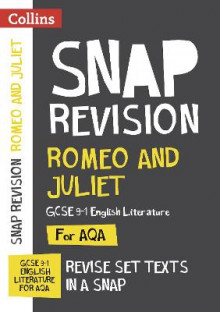 Romeo and Juliet: AQA GCSE English Literature Text Guide av Collins GCSE (Heftet)