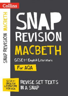 Macbeth: AQA GCSE English Literature Text Guide av Collins GCSE (Heftet)