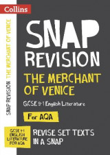 Omslag - The Merchant of Venice: AQA GCSE English Literature Text Guide
