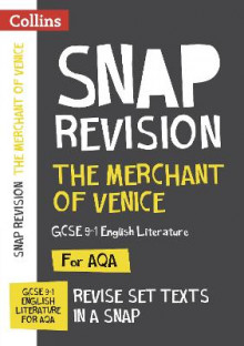 The Merchant of Venice: AQA GCSE English Literature Text Guide av Collins GCSE (Heftet)