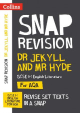 Omslag - Dr Jekyll and Mr Hyde: AQA GCSE English Literature Text Guide