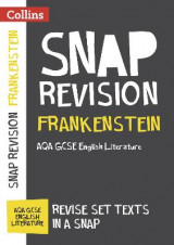 Omslag - Frankenstein: AQA GCSE English Literature Text Guide