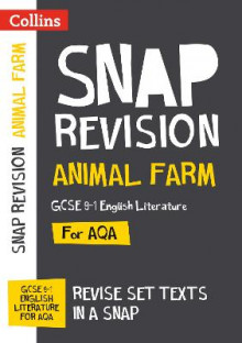 Animal Farm: AQA GCSE English Literature Text Guide av Collins GCSE (Heftet)