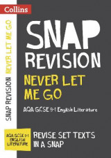 Omslag - Never Let Me Go: AQA GCSE English Literature Text Guide