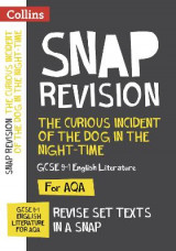 Omslag - The Curious Incident of the Dog in the Night-time: AQA GCSE English Literature Text Guide