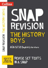 Omslag - The History Boys: AQA GCSE English Literature Text Guide