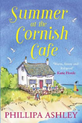 Omslag - Summer at the Cornish Cafe