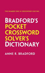Omslag - Collins Bradford's Pocket Crossword Solver's Dictionary