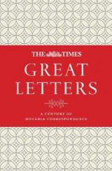 Omslag - The Times Great Letters