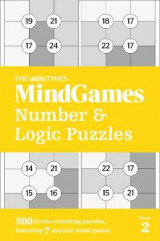Omslag - The Times Mind Games Number and Logic Puzzles Book 2