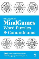 Omslag - The Times Mind Games Word Puzzles and Conundrums Book 2