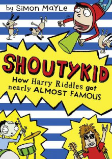 How Harry Riddles Got Nearly Almost Famous av Simon Mayle (Heftet)