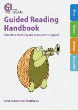 Omslag - Guided Reading Handbook Blue to Turquoise