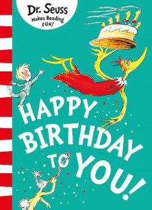 Happy Birthday to You! av Dr. Seuss (Heftet)