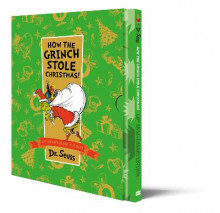 How The Grinch Stole Christmas Slipcase edition av Dr. Seuss (Innbundet)