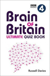 Omslag - BBC Radio 4 Brain of Britain Ultimate Quiz Book