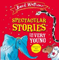 Spectacular Stories for the Very Young av David Walliams (Lydbok-CD)