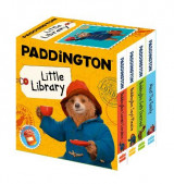 Omslag - Paddington Little Library