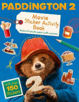 Omslag - Paddington 2: Sticker Activity Book
