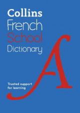 Omslag - Collins French School Dictionary