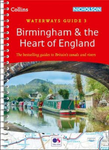 Birmingham & the Heart of England - No. 3 av Collins Maps (Spiral)