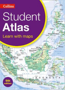 Collins Student Atlas av Collins Maps (Heftet)