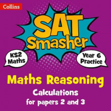 Year 6 Maths Reasoning - Calculations for papers 2 and 3 av Collins KS2 (Heftet)