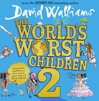 The World's Worst Children 2 av David Walliams (Lydbok-CD)