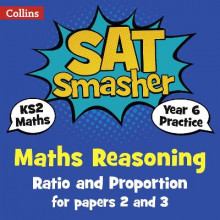 Year 6 Maths Reasoning - Ratio and Proportion for papers 2 and 3 av Collins KS2 (Heftet)