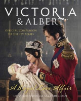 Omslag - Victoria and Albert - A Royal Love Affair