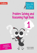 Omslag - Problem Solving and Reasoning Pupil Book 1