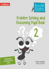 Omslag - Problem Solving and Reasoning Pupil Book 2