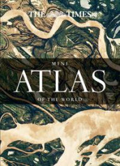 Mini atlas of the world av Times Atlases (Innbundet)
