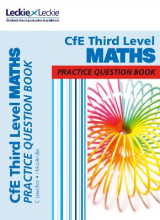 Omslag - CfE Third Level Maths Practice Question Book