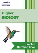 Omslag - Higher Biology Practice Question Book