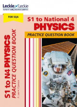 Omslag - S1 to National 4 Physics Practice Question Book