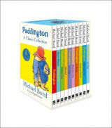Omslag - Paddington: A Classic Collection