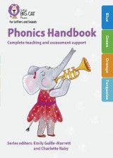 Omslag - Phonics Handbook Blue to Turquoise