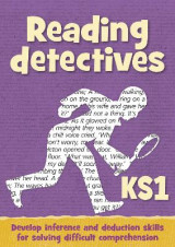 Omslag - KS1 Reading Detectives with free download